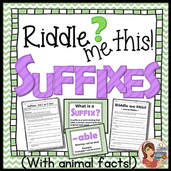 Decoding with Suffixes