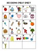 Decoding Task Cards- Short A