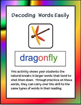 Decoding Words Easily