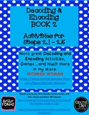 Decoding and Encoding Book 2 Blends, Welded  NOT ENDORSED