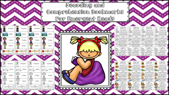Decoding and Retelling Book Marks