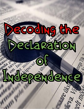 Decoding the Declaration of Independence
