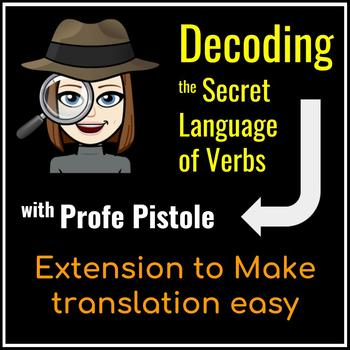 Decoding the Secret Language of Verbs: Extension (Make Translation Easy)
