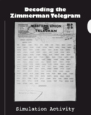 Decoding the Zimmerman Note
