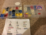 Decoding with Legos