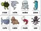 CVCe Game ( Ocean Animals)