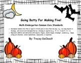 Decomosing Numbers - Going Batty Making Five!