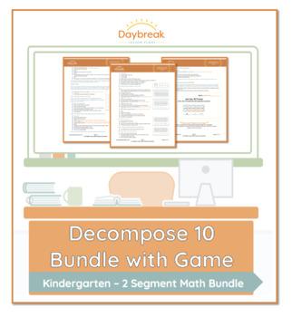 Kindergarten Math | Decompose 10
