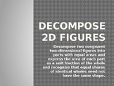 Decompose 2D Figures