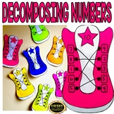 Decomposing Numbers for Kindergarten