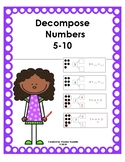 Decompose Numbers 5-10