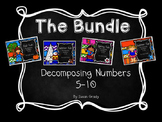 Decompose Numbers 5-10 {The Bundle}
