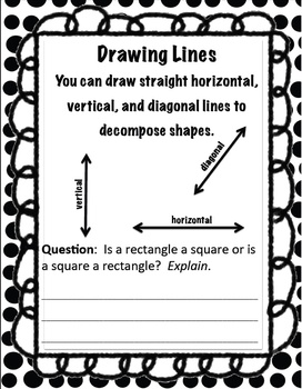 Decompose Shapes