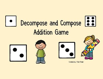 Decompose and Composing Numbers