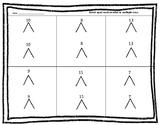 Decompose/ break apart numbers {CCSS aligned}