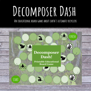 Decomposer Board Game