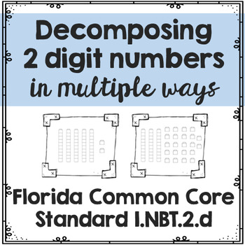 Decomposing 2 Digit Numbers