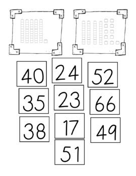 Decomposing 2 Digit Numbers