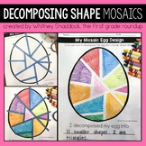 Decomposing 2D Shapes With Mosaics STEM Activity