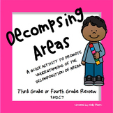 Decomposing Areas Activity