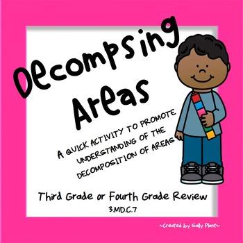 Decomposing Areas Activity