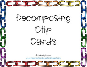 Decomposing Clip Cards