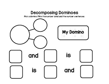 Decomposing Dominoes
