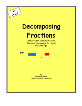 Decomposing Fractions: Aligned to Standards, Designed for Special Education