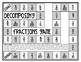 Decomposing Fractions Board Game