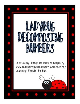 Decomposing Lady Bugs
