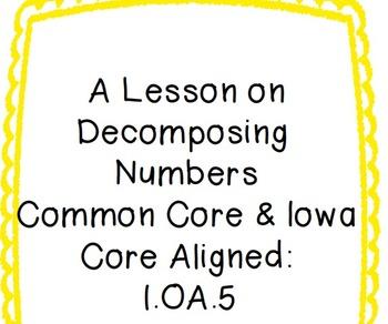 Decomposing Lesson