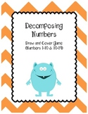 Decomposing Monster Game
