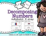 Decomposing Multiplication Puzzle Match