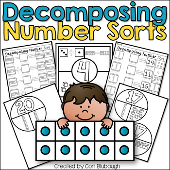 Decomposing Number Sorts and Worksheets