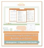 Kindergarten Math | Decomposing Numbers 0-10