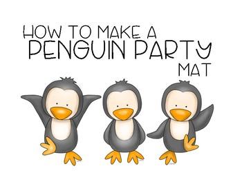Decomposing Activity: Penguin Party