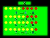 Decomposing Numbers: Making Numbers 2-10