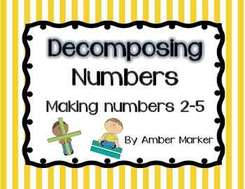 Decomposing Numbers 2-5
