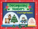 Decomposing Numbers 2 and 3 Digits