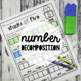 Decomposing Numbers 3 to 10
