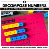 Decomposing Numbers 5 - 10