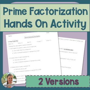 Prime Factorization Lesson