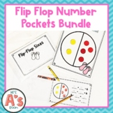 Composing and Decomposing Numbers to 20 | Flip Flop Games Bundle