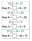 Decomposing Numbers Activity Cards