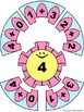 Decomposing Numbers Addition Puzzles - Numbers 4-7