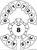 Decomposing Numbers Addition Puzzles - Numbers 8-11