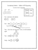 Decomposing Numbers Addition with Regrouping