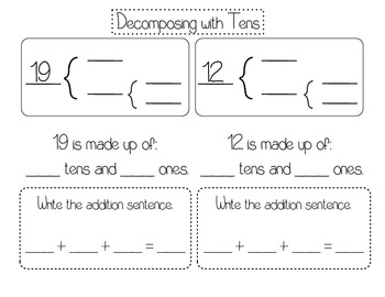 Decomposing Numbers: An Introduction