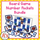 Composing and Decomposing Numbers to 20 | Board Games Bundle