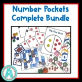 Decomposing Numbers Games and Activities Bundle